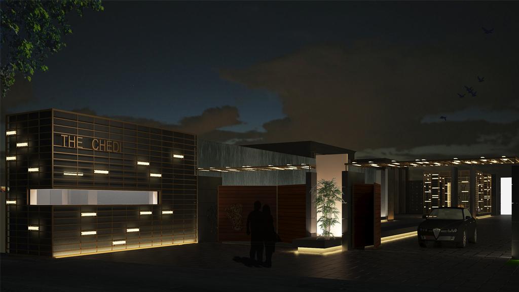 THE CHEDI HOTEL