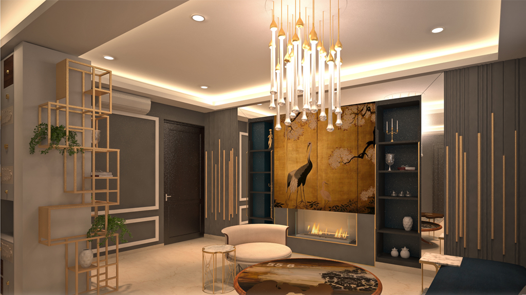 DESIGNER SPACES BY LTDF